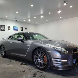 2014 Nissan GT-R Coupe